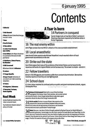 New Statesman Society