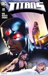 Titans (2008-) #21