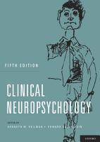 Clinical Neuropsychology PDF