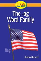 The -ag Word Family