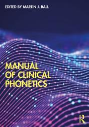 Manual of Clinical Phonetics PDF