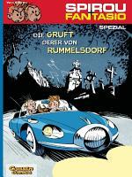 Spirou   Fantasio Spezial 6  Die Gruft derer von Rummelsdorf PDF