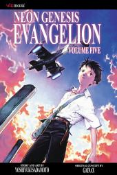 Neon Genesis Evangelion, Vol. 5 (2nd Edition): if this work be of men, it will come to nought