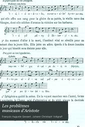 ... Les Problèmes musicaux d'Aristote