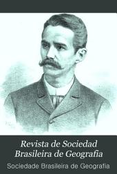 Revista de Sociedad Brasileira de Geografia: Volumes 4-7
