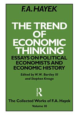 The Trend of Economic Thinking PDF