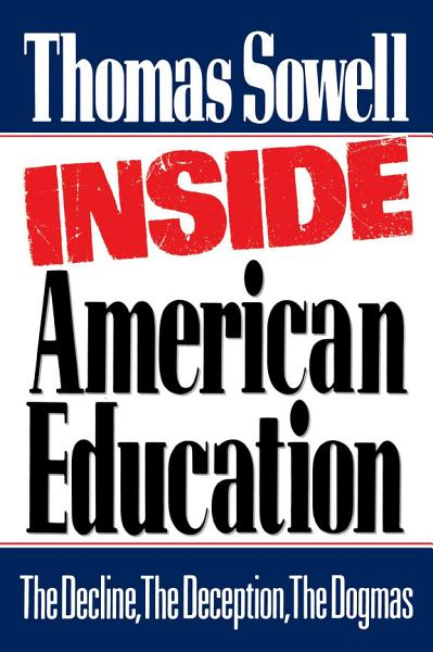 Download Inside American Education Book