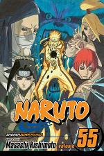Naruto, Vol. 55