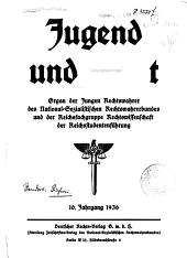 Jugend und Recht PDF