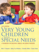 Very Young Children with Special Needs
