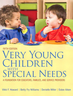 Very Young Children with Special Needs PDF