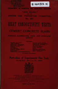 Redbooks of the British Fire Prevention Committee PDF