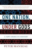 One Nation  Under Gods PDF