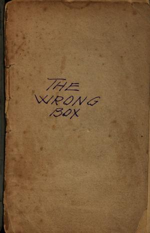 Tact!, Or, The Wrong Box