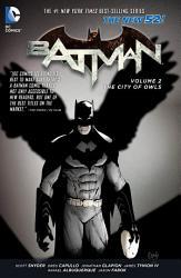 Batman Vol  2  The City of Owls  The New 52  PDF