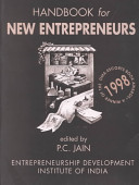 Handbook for New Entrepreneurs PDF