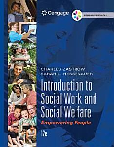 Empowerment Series  Introduction to Social Work and Social Welfare  Empowering People Book