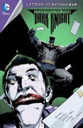 Legends of the Dark Knight (2012-2013) #8