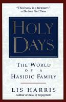 Holy Days PDF