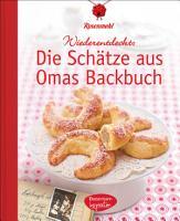 Die Sch  tze aus Omas Backbuch PDF