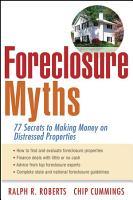 Foreclosure Myths PDF