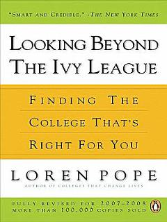Looking Beyond the Ivy League Book