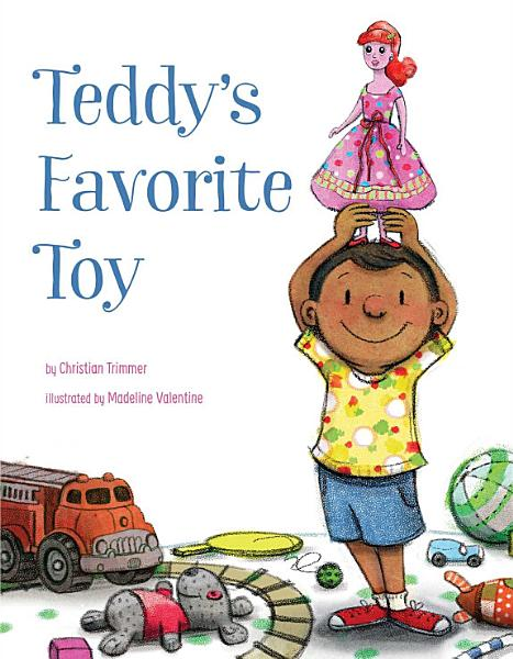 Download Teddy s Favorite Toy Book