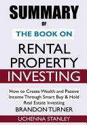SUMMARY Of The Book on Rental Property Investing