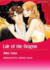 LAIR OF THE DRAGON: Mills & Boon Comics