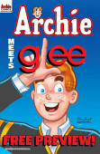 Archie Meets Glee Free Preview