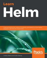 Learn Helm PDF