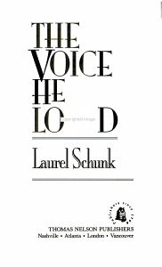 The Voice He Loved PDF