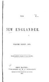 New Englander and Yale Review: Volume 34