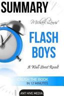 Michael Lewis  Flash Boys PDF