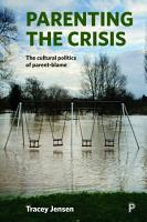 Parenting the Crisis PDF