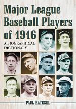 Major League Baseball Players of 1916