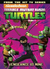 Teenage Mutant Ninja Turtles Animated, Vol. 6: Vengeance is Mine