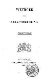 Nederlandsche wetboeken: officiële uitgave, Volume 3