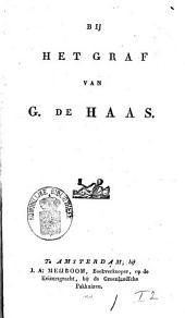Bij het graf van G. de Haas