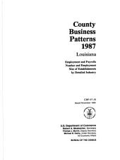 County business patterns, Louisiana