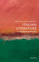 Italian Literature: A Very Short Introduction