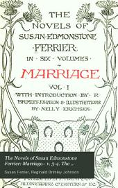 The Novels of Susan Edmonstone Ferrier: Marriage.- v. 3-4. The inheritance