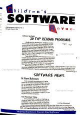 Children s Software Revue PDF