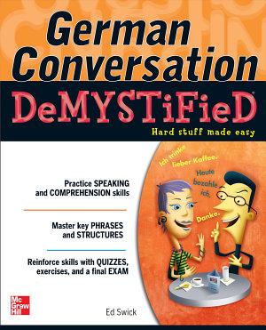German Conversation Demystified PDF