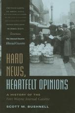 Hard News  Heartfelt Opinions PDF