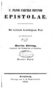 Epistolae: Bände 1-2