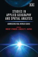 Studies in Applied Geography and Spatial Analysis PDF