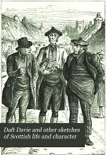 Daft Davie and other sketches of Scottish life and character