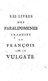 La Sainte Bible: Volume3