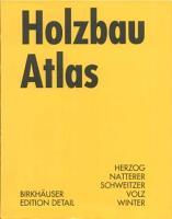 Holzbau Atlas PDF